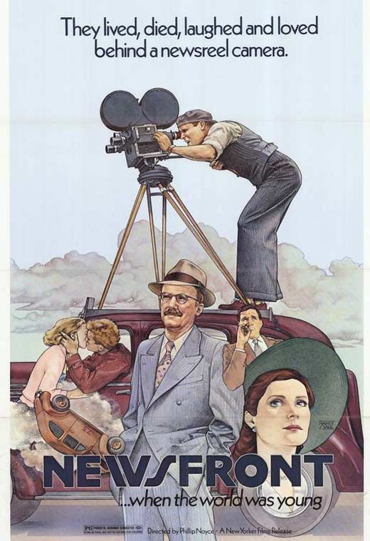 Film poster for Newsfront