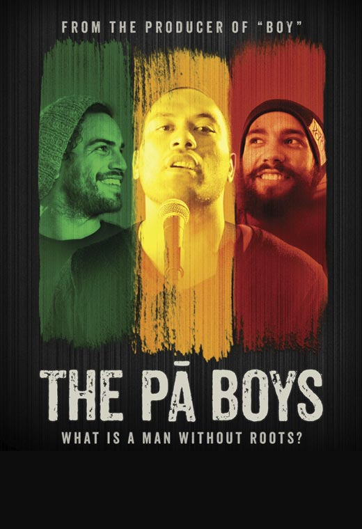 Movie poster for PA Boys