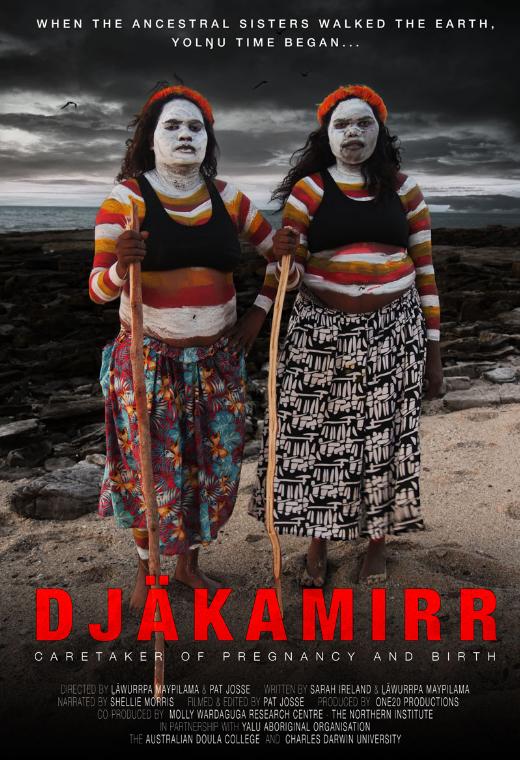 Djäkamirr – Caretaker of Pregnancy and Birth